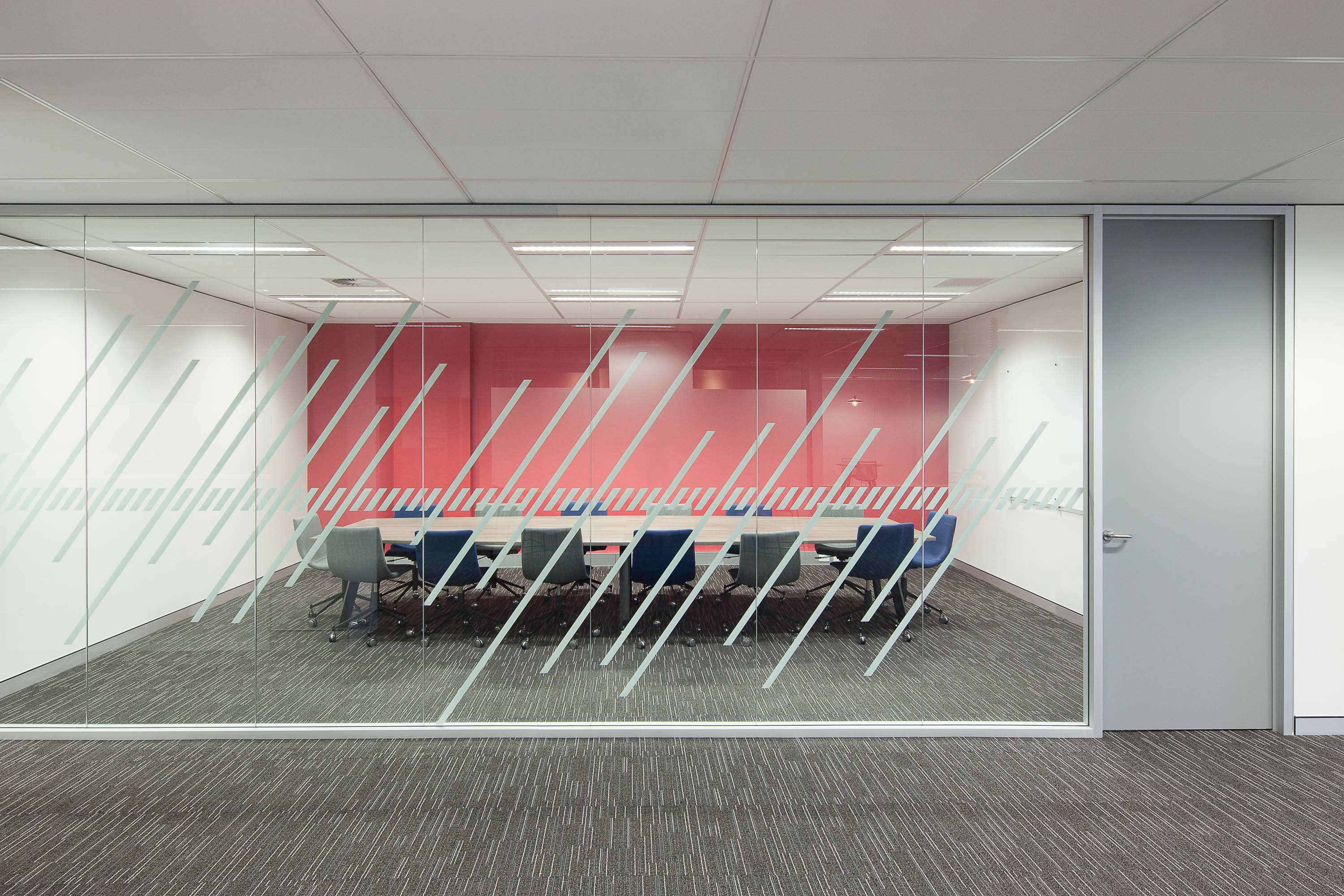 Dept of Education - Corp Interior Projects